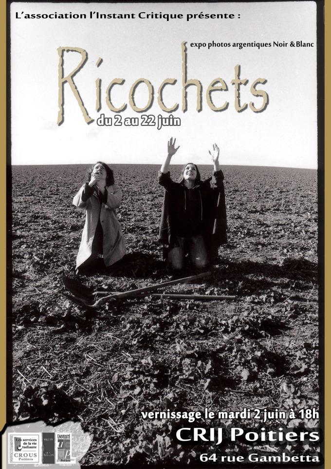 Affiche Ricochets