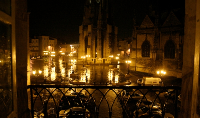 Wet St-Michel