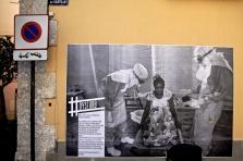Sylvain Cherkaoui: une équipe de MSF s'est rendue au chevet de Marie Kamano, qui présente les symptômes d'Ebola.